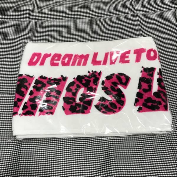 【新品】Dream hands up!! ツアーファイナル タオル E-Girls