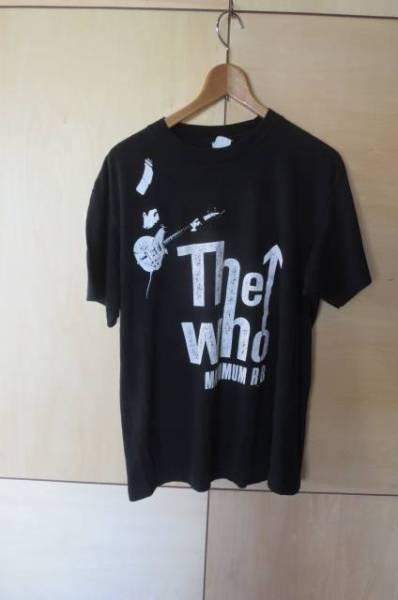 ビンテージ THE WHO ザ・フー Kids are Alright ツアー Tシャツ XL