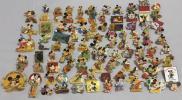 ★★★レア 大量 ディズニー ピンバッジ 105個セット 1円~ フランス ピンズ ビンテージ ウォルト・ディズニー レトロ ミッキー ミニー