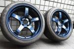 アドバンレーシング GT ADVAN RACING プレミアムバージョン 18インチ8.5J+45(検索Z33 Z34 GT-R RX-8 FD2 WRX STI