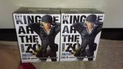 ワンピース フィギュア KING OF ARTIST THE RORONOA.ZORO ロロノア ゾロ 新品 即決有 2個セット 1円スタート