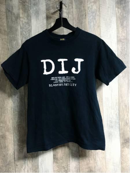 【レア】'90s Blankey Jet City DIJのピストル Tシャツ SKUNK 浅井健一 ベンジー ブランキー ジェット シティー ライブグッズの画像