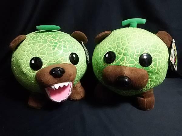 メロン熊 SL ぬいぐるみ 全2種 2種セット グッズの画像