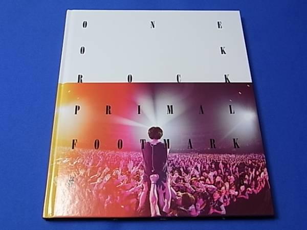 ONE OK ROCK PRIMAL FOOT MARK #5 /ワンオク写真集 カードなし