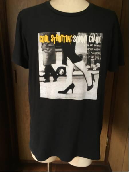 ソニークラーク sonny clark/cool struttin' Tシャツ■サイズL