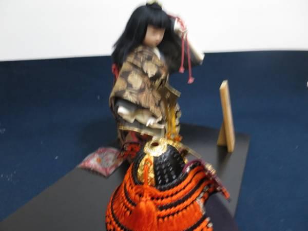 【人形館】「人形作家武文桜作A-420」衣装人形・市松人形.雛人形〝衣〟_画像3