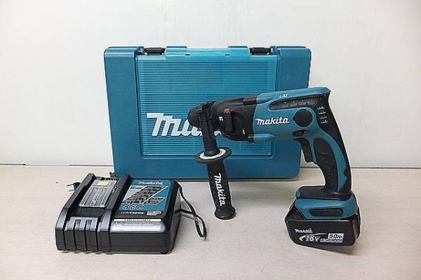 ■マキタ 16㎜ 充電式ハンマドリル HR163D 電池1個付■