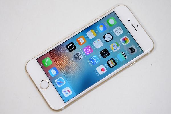 1円 iPhone6 64GB ソフトバンク MG4J2J/A ゴールド ジャンク中古美品 迅速対応 SIMフリーではございません ロック品