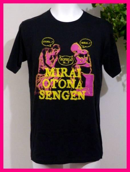 SOPHIAソフィア・半袖TシャツM 【未来大人宣言】MIRAI OTONA SENGEN オークションでもまず出品されない希少レアアイテム♪