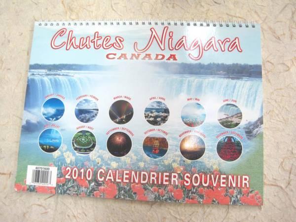 Niagara Folls ☆ ナイアガラのカレンダー_画像2
