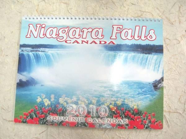 Niagara Folls ☆ ナイアガラのカレンダー_画像1