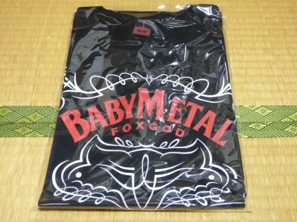 BABYMETAL FOX CITY Tシャツ Lサイズ ライブグッズの画像