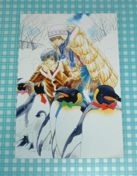 ★桃季さえ★ポストカード★Boy's LOVE 2009年2月号★全プレ★_画像1