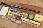 美品 アサヒファイアーアームズ MG34 未使用パーツ多数       AFA 松栄 MG42 MP40