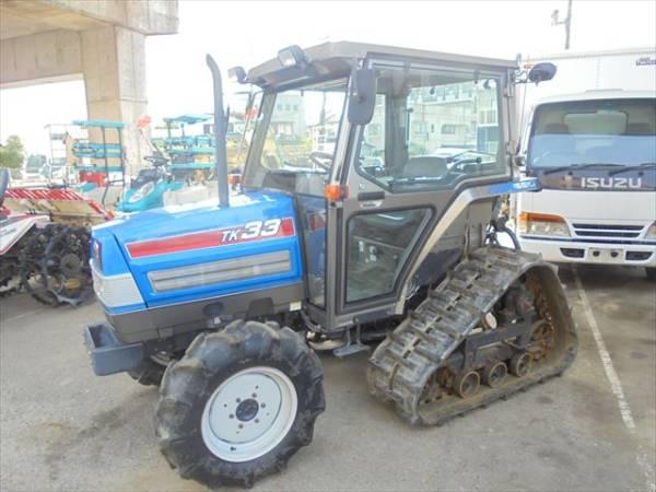 イセキ トラクター TK33 キャビン エアコン 可動品 売切り