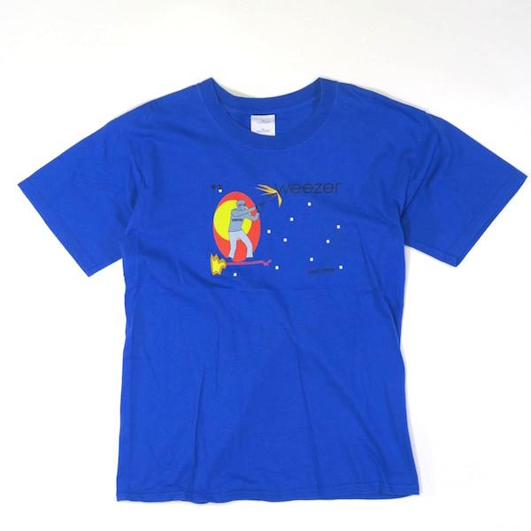 WEEZER《ウィーザー》Tシャツ