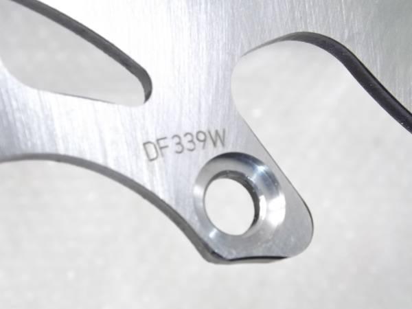 【未使用】前(メッキ)後ガルファー GSX-R1000 GSX-R750 GSX-R600 TL1000S TL1000R 検 K3 K4 GSX1300R GSX1400 ブレンボ ブレーキング サン_画像3