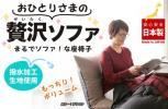【送料無料】おひとりさまの贅沢ソファ カラー:ブラウン 一人掛けソファ 14段階リクライニング
