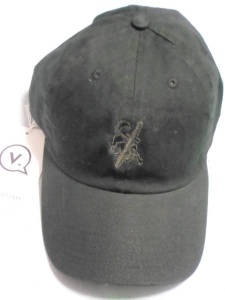 バイオハザード ヴェンデッタ × ヴァンキッシュ(VANQUISH) コラボ SILVER DAGGER刺繍 シックスパネルキャップ グッズの画像