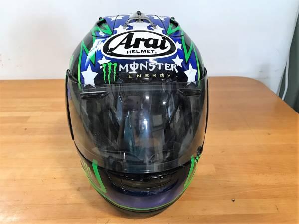 (62) Arai RX-7 RR5 フルフェイス ヘルメット