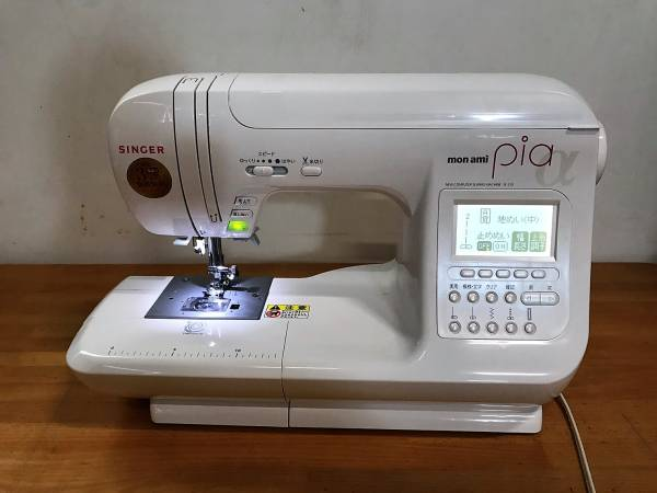 (131) SINGER ミナミピア SF-310 シンプルライト・コンピューターミシン