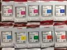 【期限切れ】Canon 純正 インクタンク 8色10本 PFI-101C/PFI-101PC/PFI-101M/PFI-101PM/他