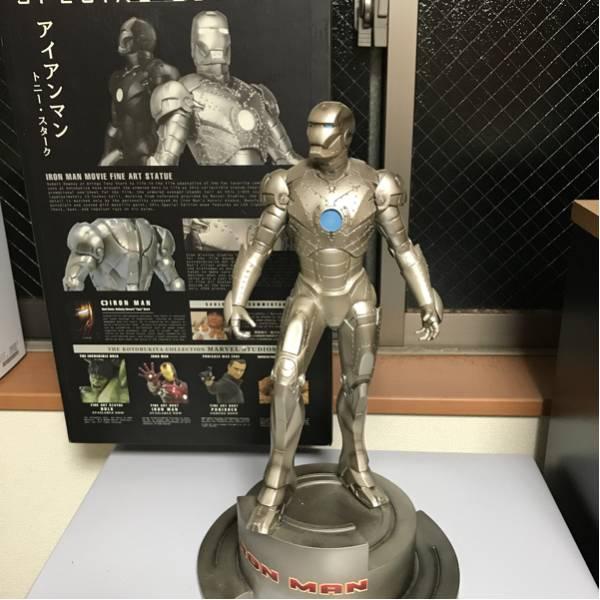 アイアンマン スペシャルエディション・コトブキヤ【中古】 グッズの画像