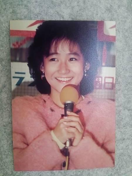 岡田有希子さん 生写真 064