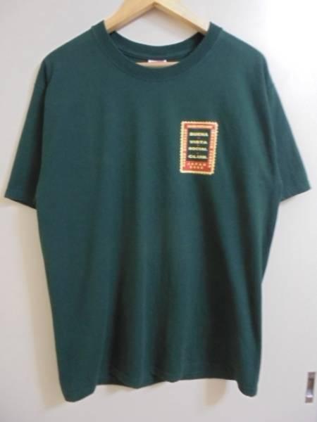 BUENA VISTA SOCIAL CLUB ブエナビスタソシアルクラブ 2000 ツアー Tシャツ/L/キューバ/ライクーダー