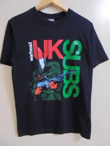 UK SUBS UKサブス Tシャツ/S/RANCID/punk