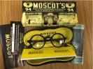 本物/新品同様※MOSCOT ZOLMAN・眼鏡 フレーム/46・黒・ジョニー・デップ愛用