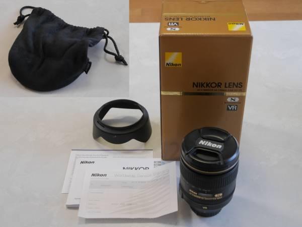 ★ニコン AF-S NIKKOR 24-120mm f/4G ED VR 【美品】★