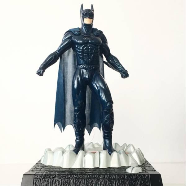 バットマン フィギュア ギミック付き貯金箱 グッズの画像