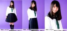 欅坂46◆欅宣言 2016 MAY 生写真 A B C 3枚◆長濱ねる