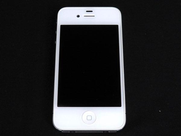 【美品】アップル MC604J softbank iphone4/動作確認済み/1円売り切り