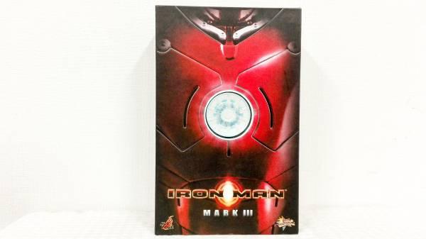 HOT TOYS ホットトイズ IRON MAN アイアンマン MARK Ⅲ フィギュア グッズの画像