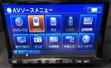 ☆アルパイン8インチ VIE-X088 HDD 2010年度版 ☆ 中古