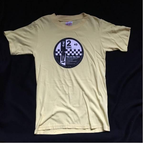 2TONE RECORDS Tシャツ SPECIALS MADNESS バンド スカ USA製 スペシャルズ マッドネス