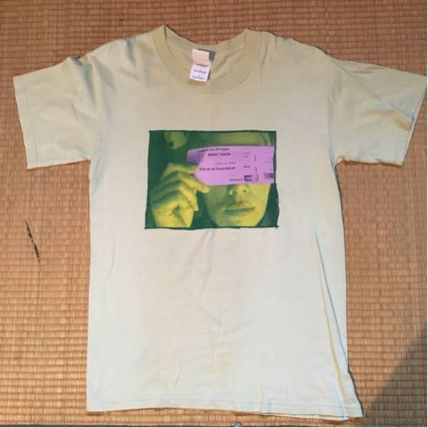 レア sonic youth Tシャツ ソニックユース バンド ロック ニルヴァーナ NIRVANA バンT