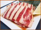 B【期間限定】オリジナル商品◆味付牛カルビ_醤油味500g◆焼肉に