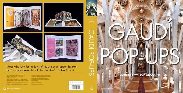 洋書 ガウディ ポップアップ絵本 1st エディション/ Gaudi Pop-Ups 1st Edition (輸入品)_画像5