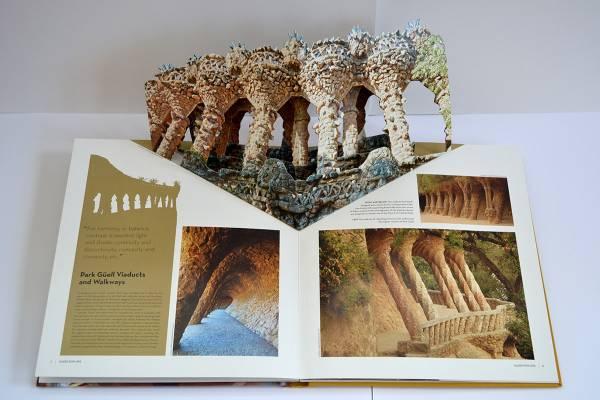 洋書 ガウディ ポップアップ絵本 1st エディション/ Gaudi Pop-Ups 1st Edition (輸入品)_画像2