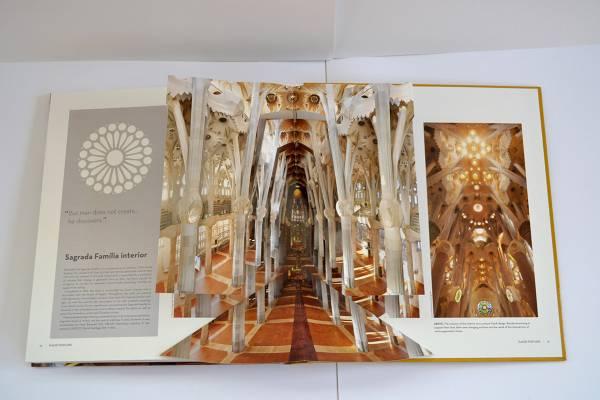 洋書 ガウディ ポップアップ絵本 1st エディション/ Gaudi Pop-Ups 1st Edition (輸入品)_画像4