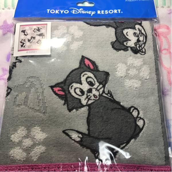 東京ディズニーリゾート限定 ピノキオ フィガロ ウォシュタオル 新品 ディズニーグッズの画像