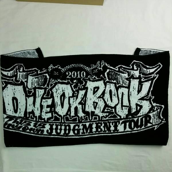 ONE OK ROCK 2010ツアータオル 1891
