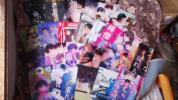 女性向け同人誌 100冊以上大量セット8 BL アニメ ゲーム 進撃の巨人 おそ松さん 刀剣乱舞 テイルズ