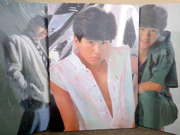 【送料無料】K624-6◯近藤真彦 ポスター パネル 壁飾り ジャニーズ コンサートグッズの画像