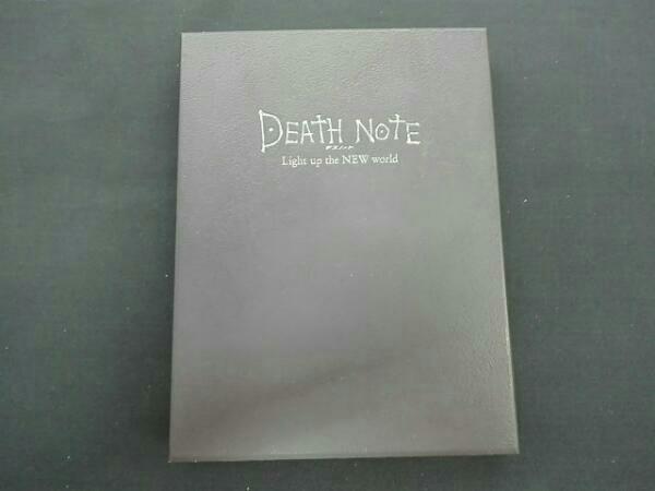 デスノート Light up the NEW world DVD complete set グッズの画像