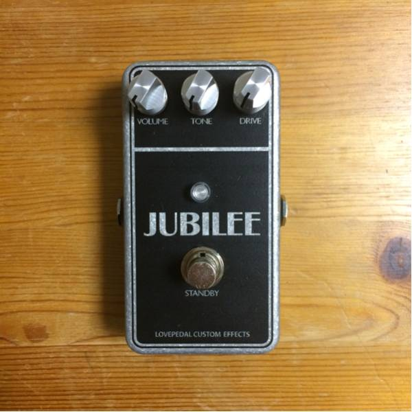 Lovepedal JUBILEE マーシャル ジュビリー