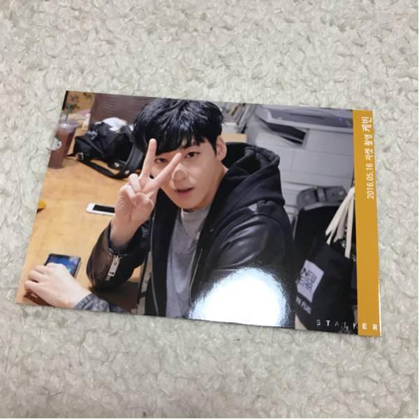 U-KISS ケビン 韓国カムバ生写真 ライブグッズの画像